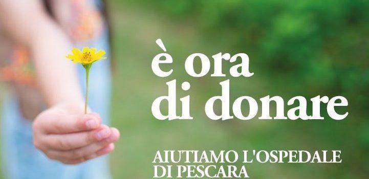 Gal e solidarietà – Il Gal sposa la raccolta fondi di Adricesta per l'Opesdale Santo Spirito di Pescara